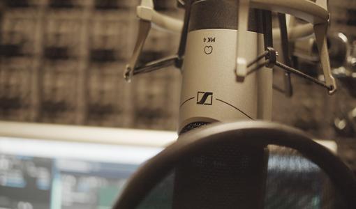 voiceover recording booth closeup_voicekraft